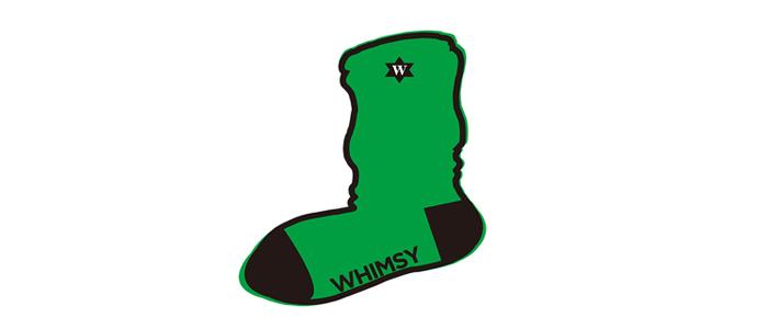 WHIMSY SOCKS, ウィムジー,